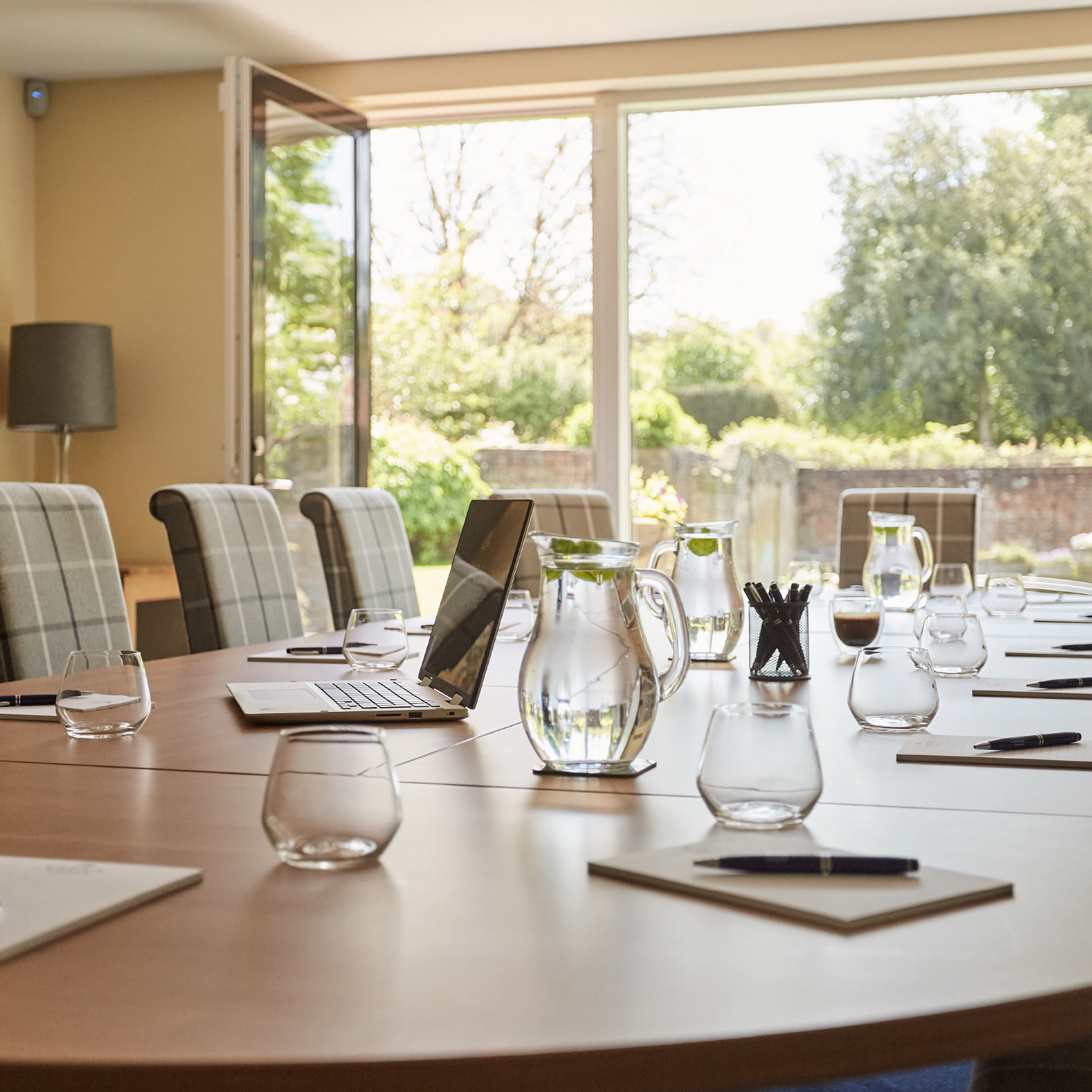 Garden Room table
